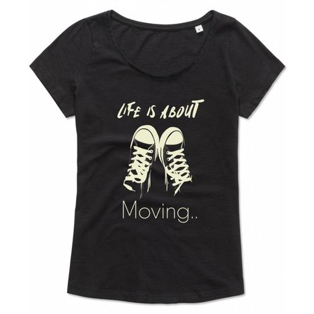 Life is about moving..