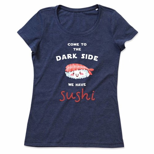 Come to the Dark side we have sushi