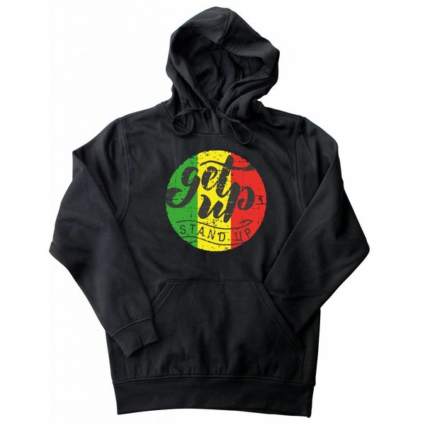 Hoodie: Get up Stand up