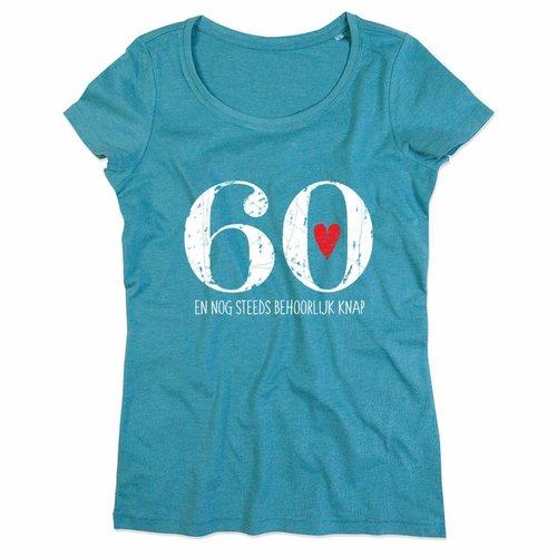60 en nog steeds behoorlijk knap
