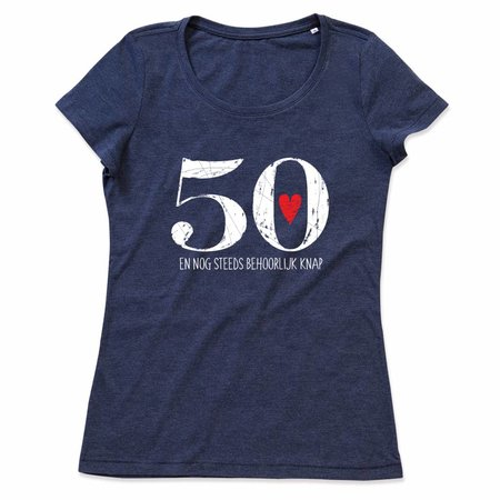 50 en nog steeds behoorlijk knap