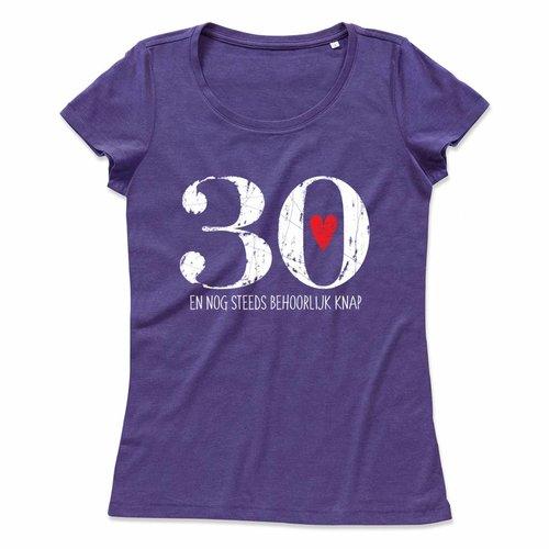30 en nog steeds behoorlijk knap