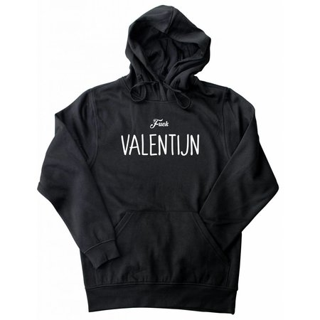 Hoodie Fuck Valentijn