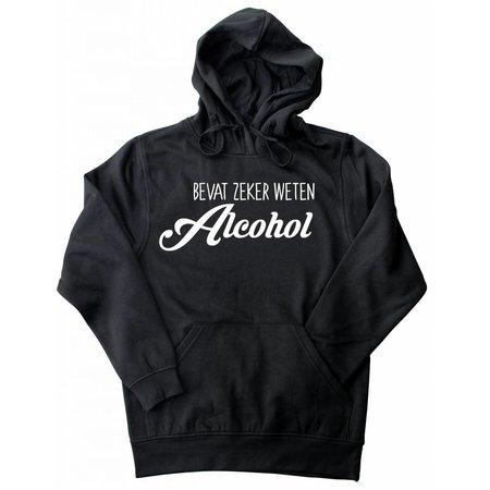 Hoodie bevat zeker weten alcohol