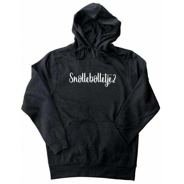 Hoodie met opdruk: Hoodie Snollebolletje2