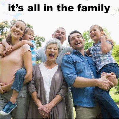 FAMILIE T-SHIRTS
