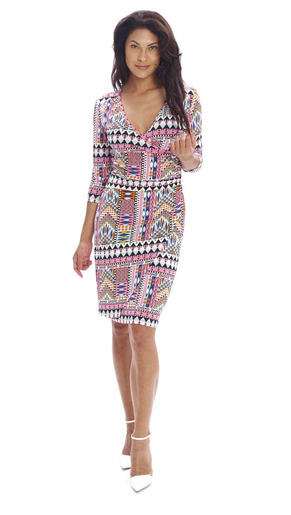 TESSA KOOPS DITA FRESCO DRESS