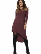 TESSA KOOPS CHANTY VINO DRESS