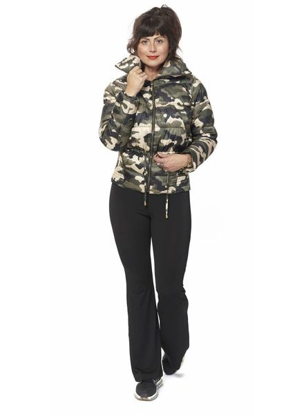 TESSA KOOPS QUINTY CAMOUFLAGE JACKET