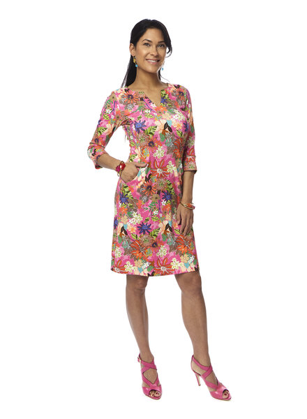 TESSA KOOPS ANGELA BAHIA DRESS