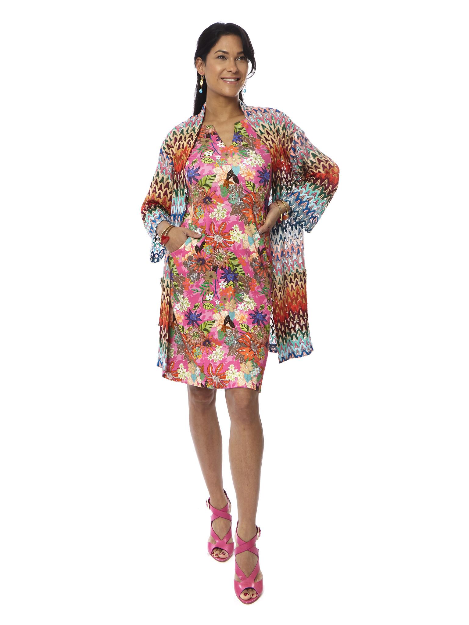 TESSA KOOPS ANGELA BAHIA DRESS