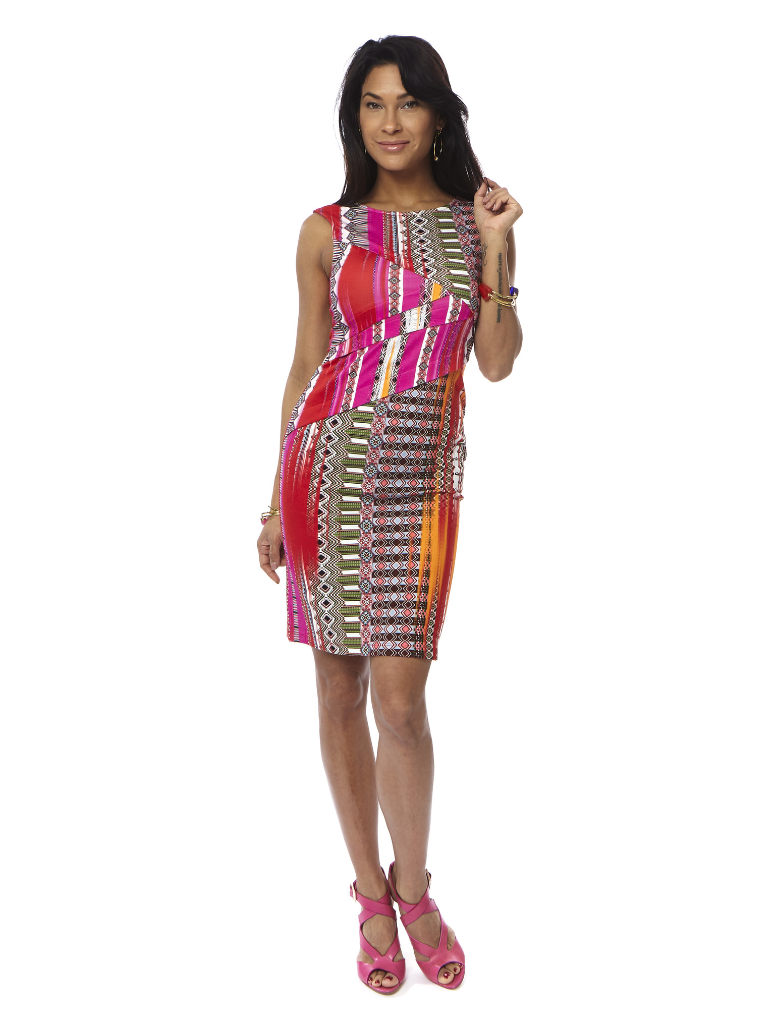TESSA KOOPS CLAUDIA PERU  DRESS