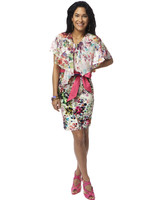 TESSA KOOPS RENATE TUSCANY DRESS