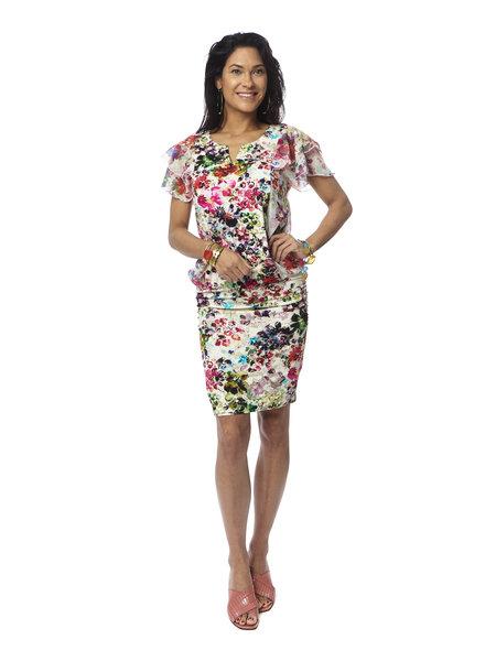 TESSA KOOPS SHEILA TUSCANY DRESS