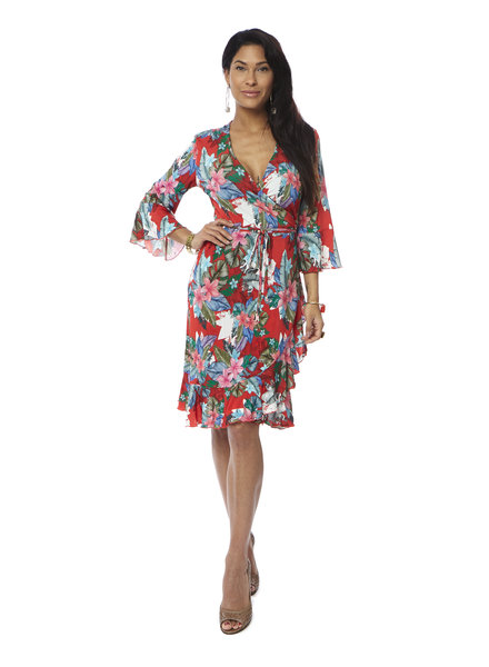 TESSA KOOPS ZINDIA HONOLULU DRESS