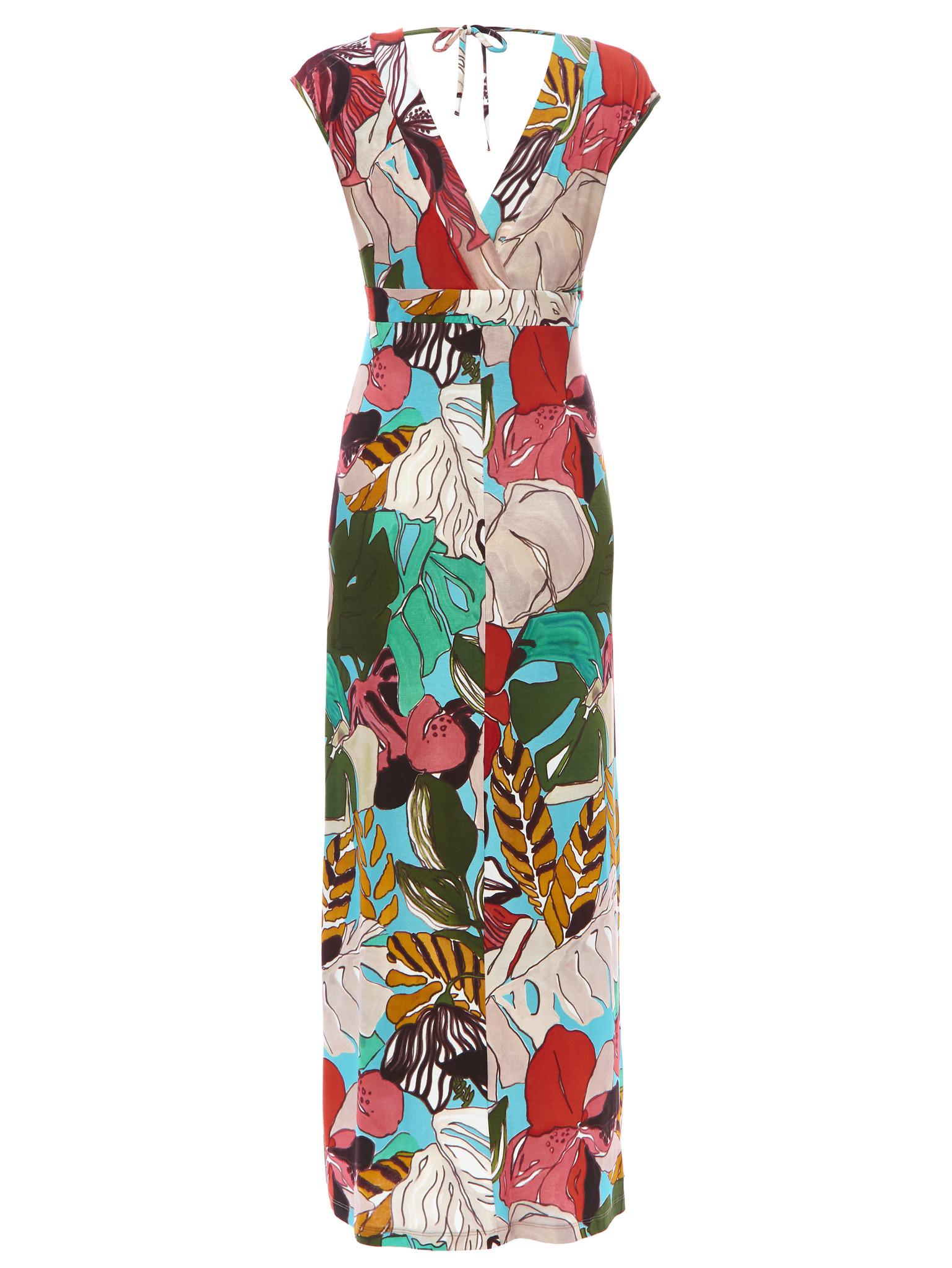 TESSA KOOPS MEGHAN MALAGA DRESS