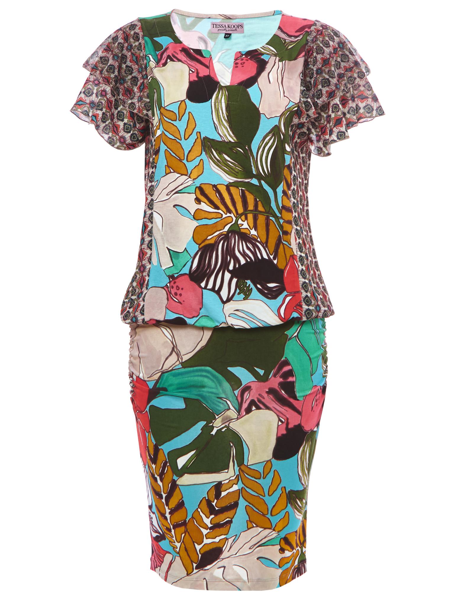 TESSA KOOPS SHEILA MALAGA DRESS