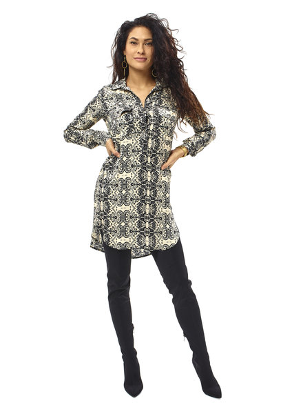 TESSA KOOPS JENNA FOUNTAIN TUNIC