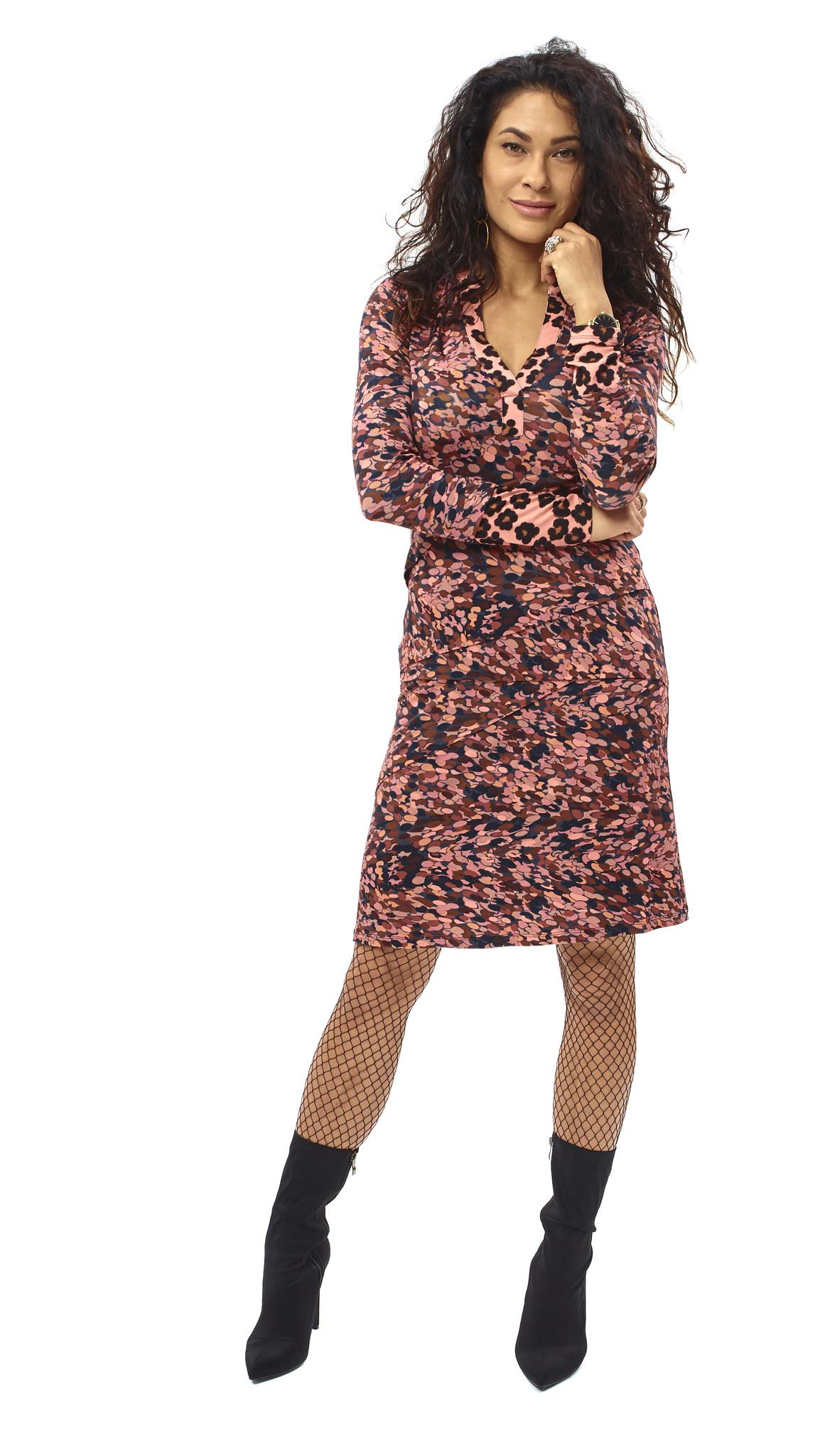 TESSA KOOPS CHANNA CONFETTI DRESS