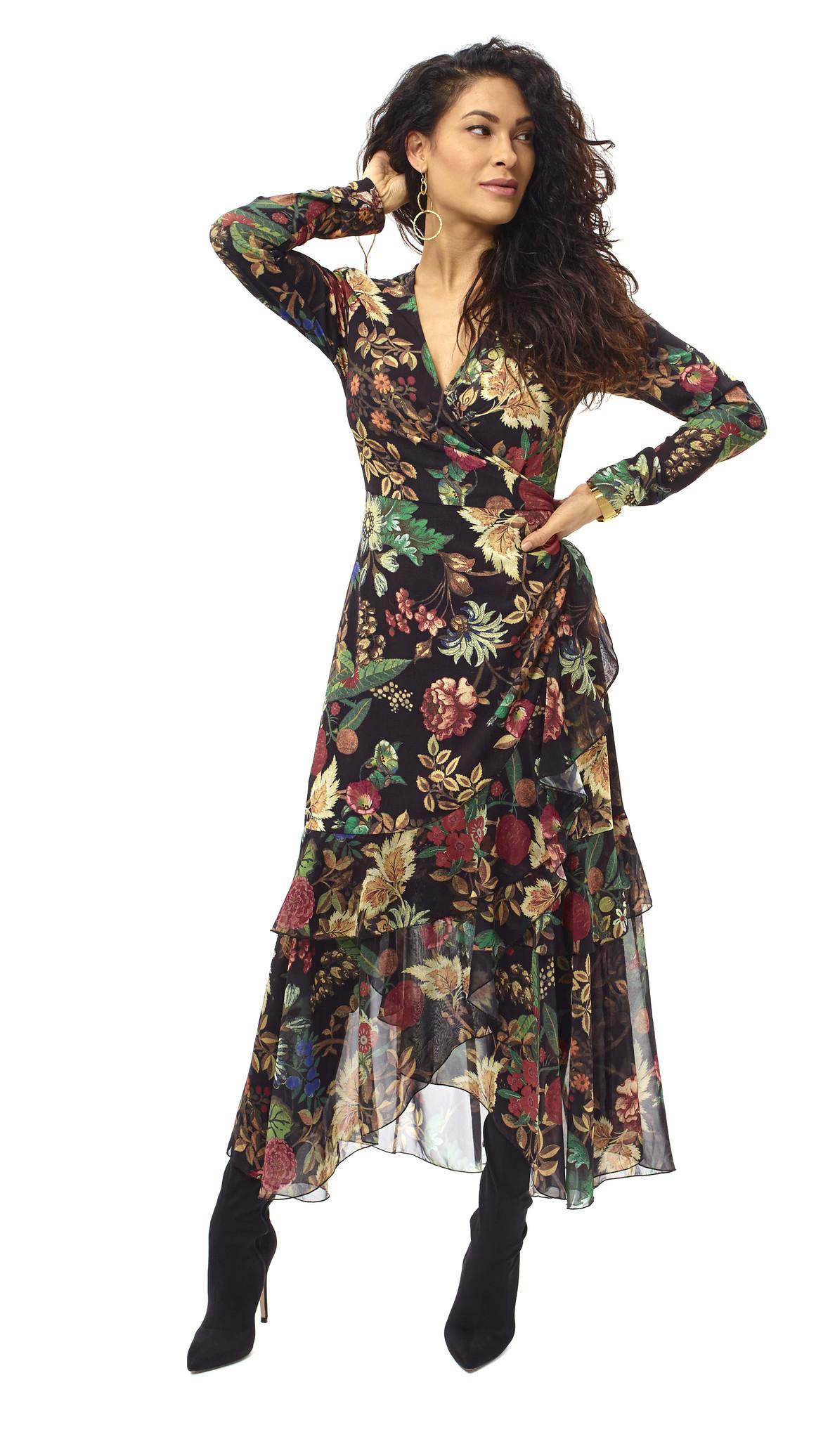 TESSA KOOPS INDIANA FORREST DRESS
