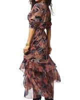 TESSA KOOPS INDIANA PAISLEY DRESS