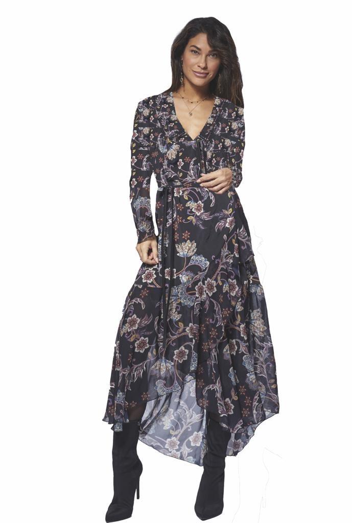 TESSA KOOPS INDIANA ROCHELLE DRESS