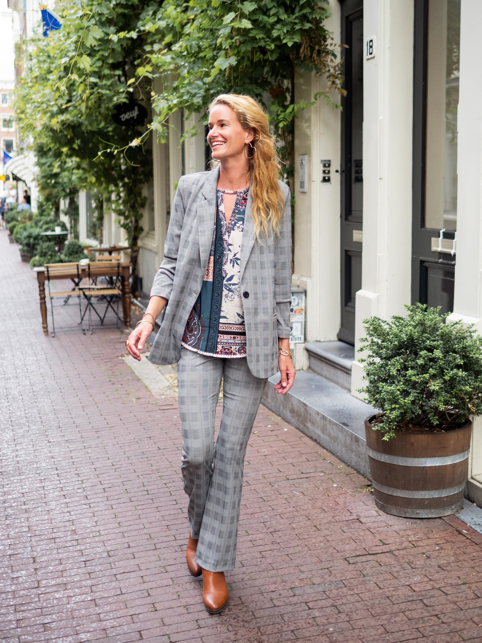 TESSA KOOPS MEREL SCOTTY BLAZER
