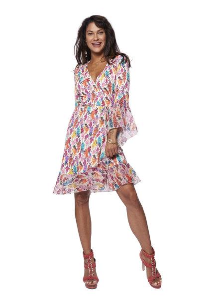 TESSA KOOPS ZINDIA FLORES DRESS