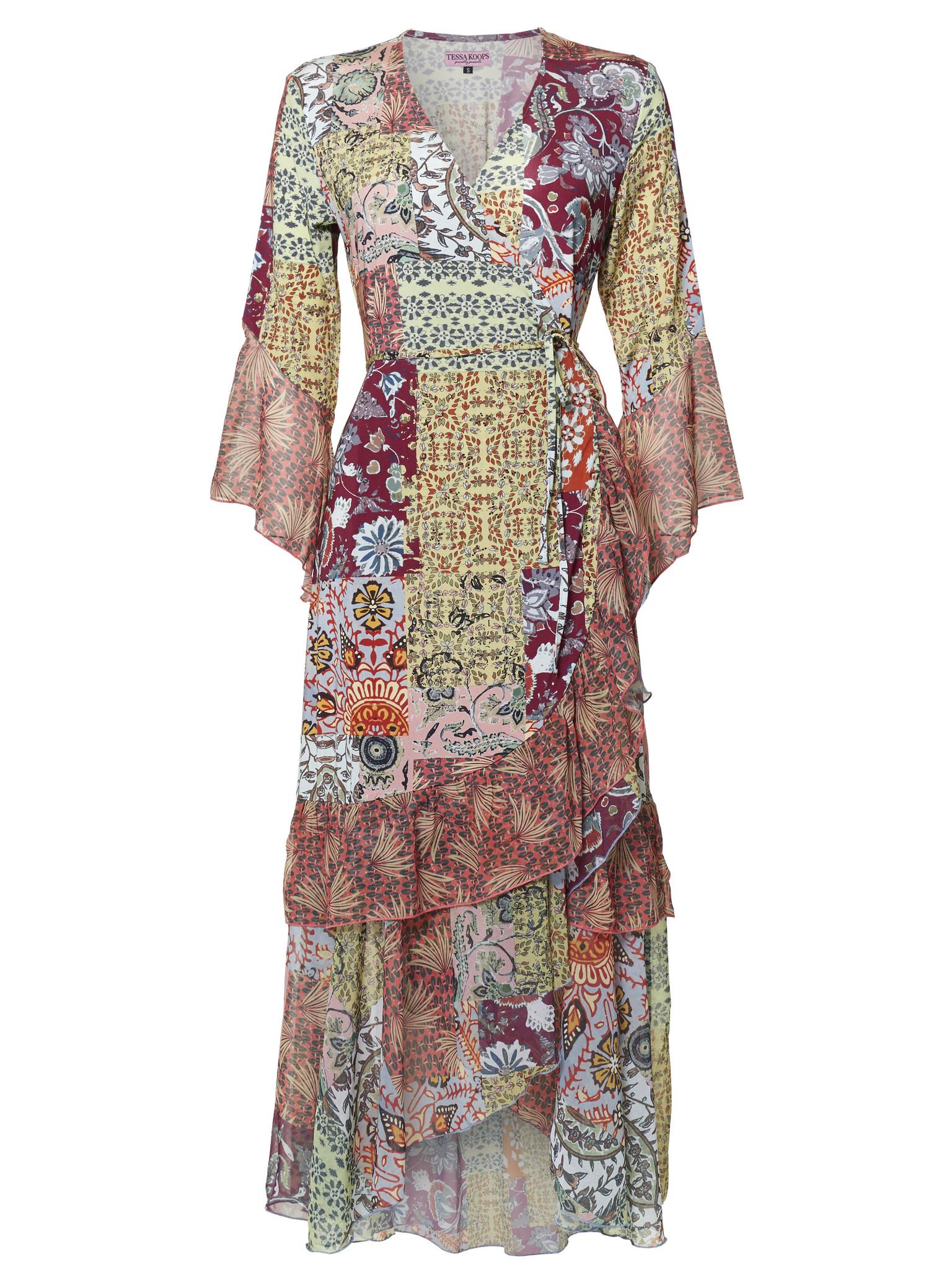 TESSA KOOPS INDIRA NADOR DRESS