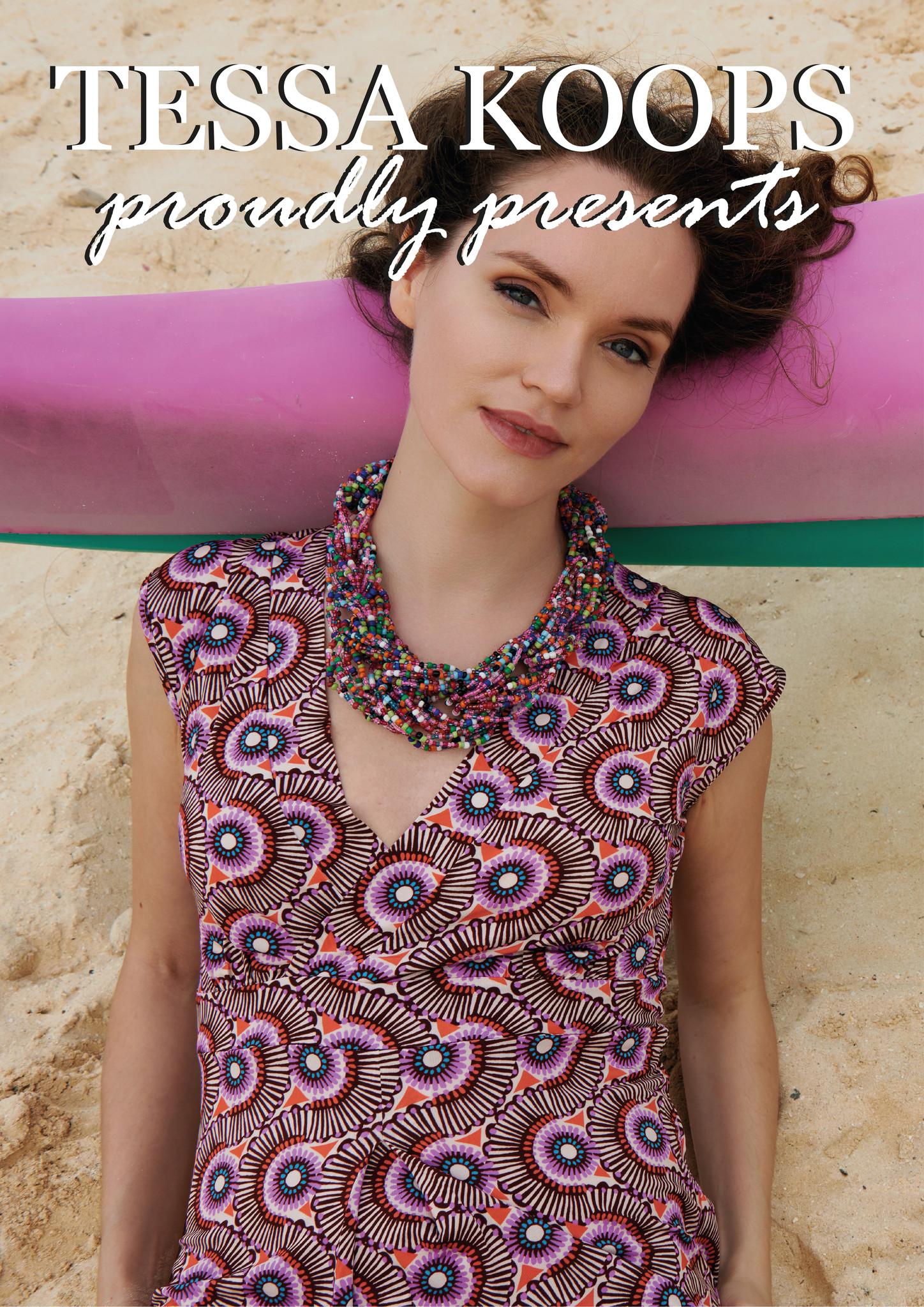 TESSA KOOPS MEGHAN FASINA DRESS