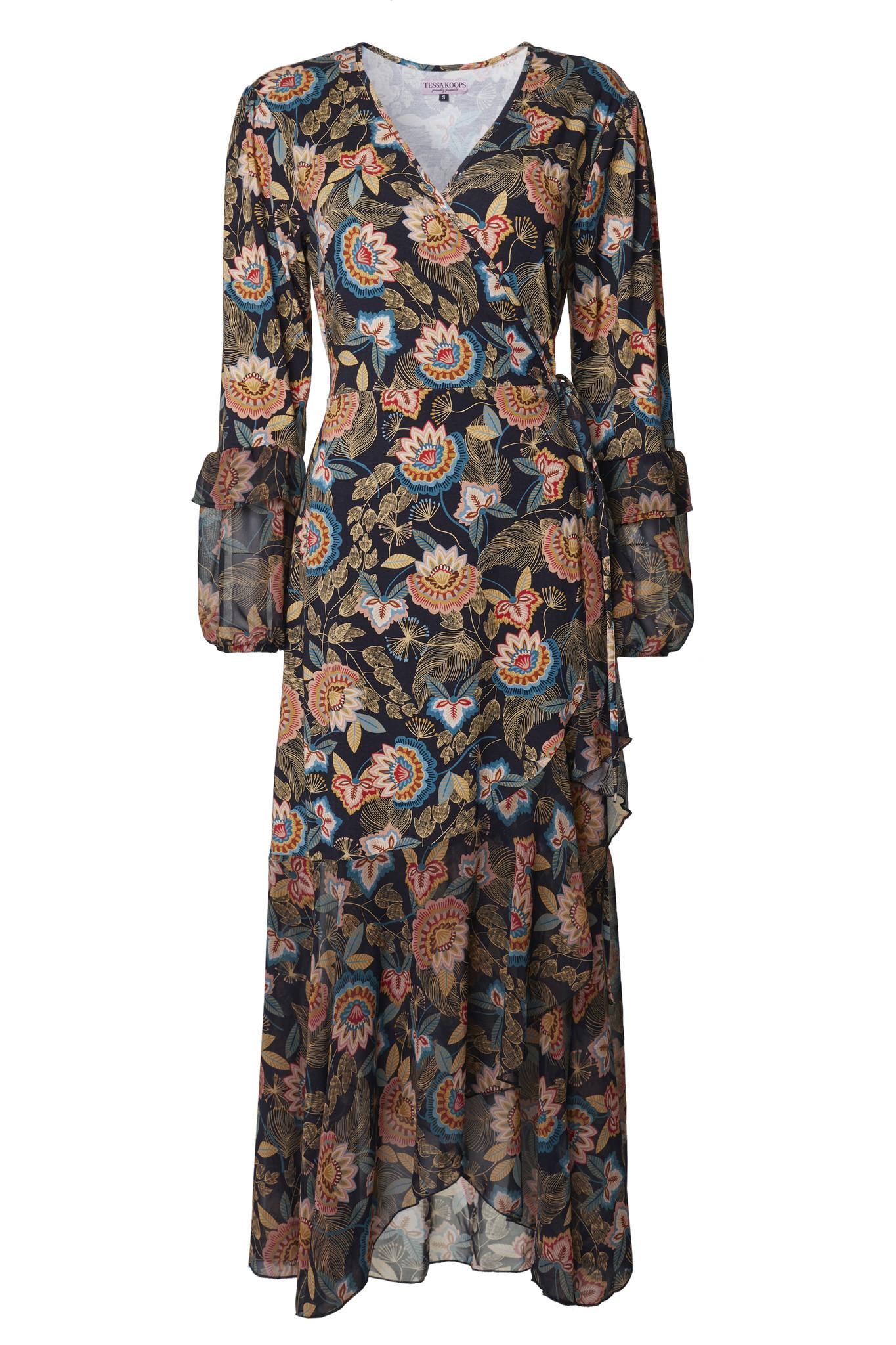 TESSA KOOPS LINDIANA BOHO DRESS