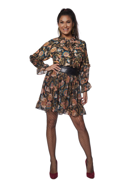TESSA KOOPS BERRINA BOHO DRESS