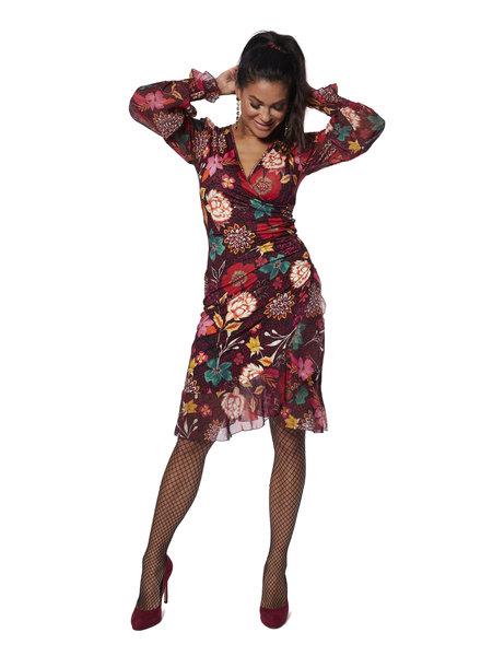 TESSA KOOPS EDITA FLOWER DRESS