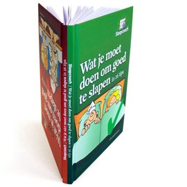 Slaapcoach Wat je (niet) moet doen om goed te slapen - Slaapboekje