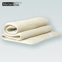 Wollen onderdeken Merino wol