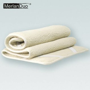MerlanDuo Nederland Wollen onderdeken Merino wol
