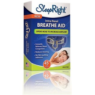 SleepRight Nasal Breathe Aid Neusspreider 3-Pack