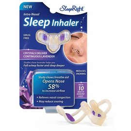 SleepRight Intra nasal Sleep inhaler Neusspreider met Lavendel