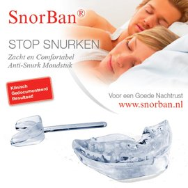 SnorBan Anti-Snurkbeugel