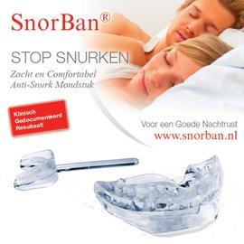 SnorBan Anti-Snurkbeugel