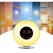 Wake-Up Light - Natural Sound and Light