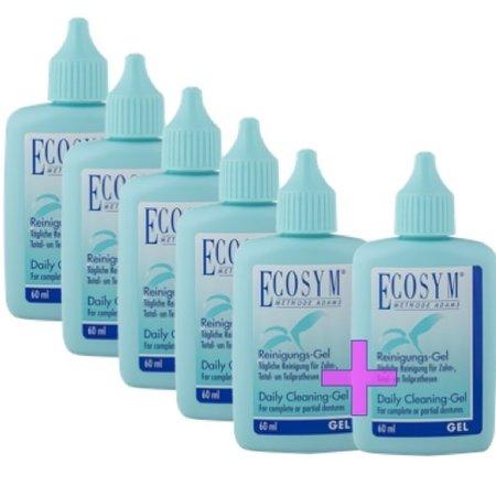 Ecosym reiniging Daily dagelijkse reinigingsgel 60 ML - 5+1 gratis