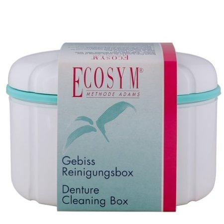 Ecosym reiniging Gebitsbox voor snurkbeugel, sportbitje of knarsbitje