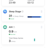 Sleepon Go2Sleep - Sleeptracker - Slaaptracker