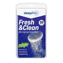 Fresh & Clean Reinigingstabletten