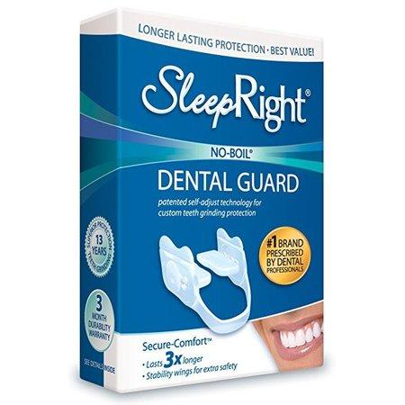 SleepRight Tandenknarsen Secure Comfort voor gebruik tijdens slapen