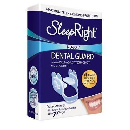 SleepRight Tandenknarsen Dura Comfort - nieuw en verbetert knarsbitje