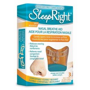SleepRight Nasal Breathe Aid Neusspreider