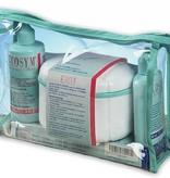Ecosym reiniging Complete Reinigingsset voor snurkbeugel, sportbitje of knarsbitje