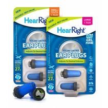 HearRight Volume Control oordoppen